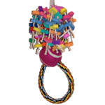 Swing and Play Toy by Stanley's Bird Toys