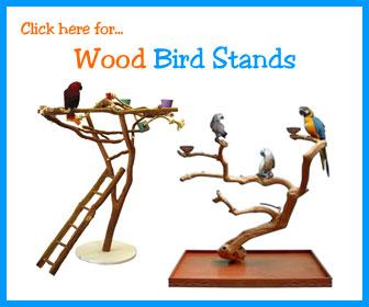 Perch Factory Bird Play Stands Parrot Play Gyms